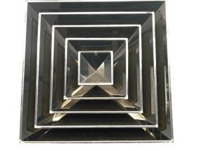 DA方形散流器