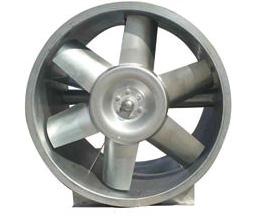 CCCF轴流式消防排烟风机